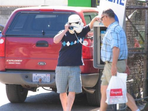 stormtroopers everyday life